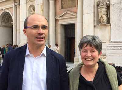 Nuovo tassello nell'amicizia fra Reggio Emilia e il Sudafrica