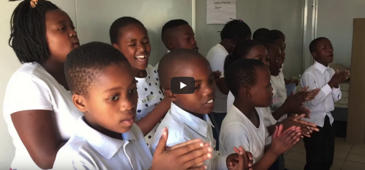 Video – Kids as seeds of change