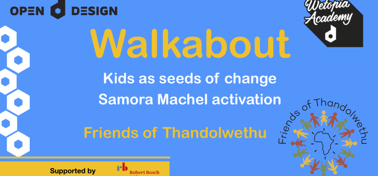 Walkabout – Kids as seeds of change