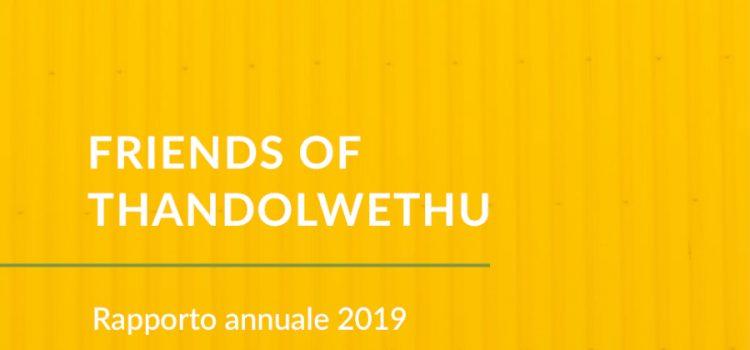 Rapporto annuale 2019