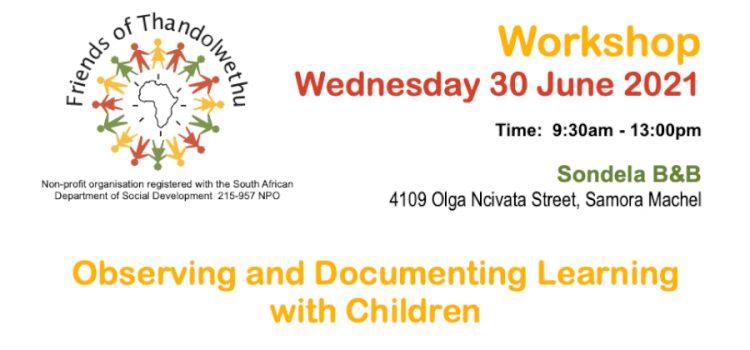 Workshop in Samora Machel